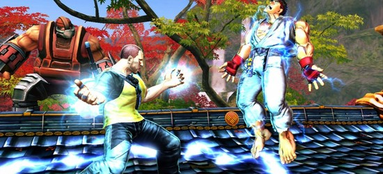 Street Fighter x Tekken Cole