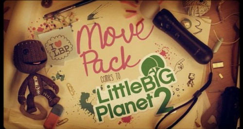 LittleBigPlanet 2 Move Pack