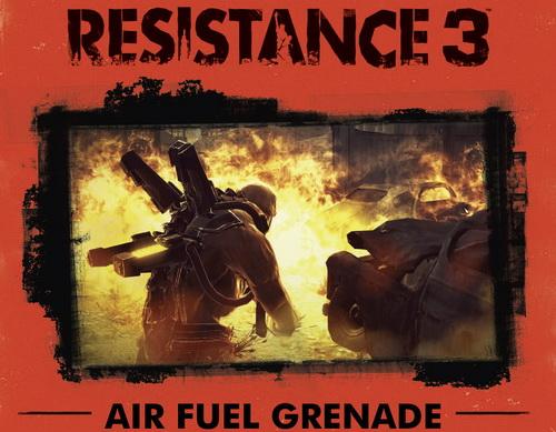 Конкурс по Resistance 3
