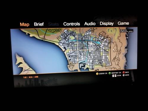 GTA 5 map 2