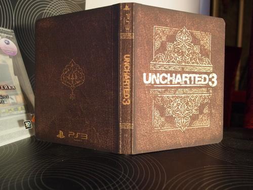 Uncharted 3: Иллюзии Дрейка Special Edition