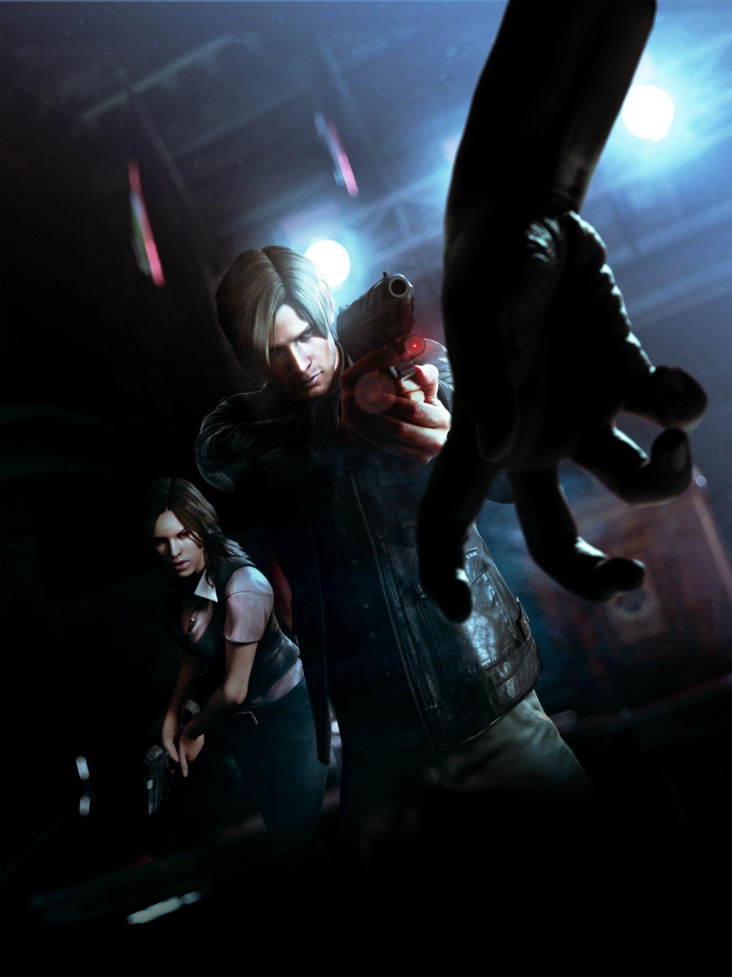 Resident Evil 6 art