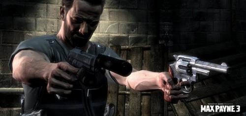 Новый ствол в Max Payne 3