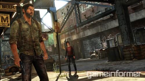 Новые скриншоты The Last of Us