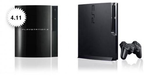 PlayStation 3 firmware 4.11