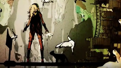 Gravity Rush 2008 Concept Movie