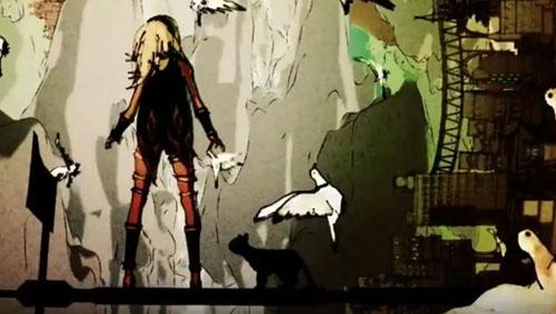 Gravity Rush 2008 Concept Movie