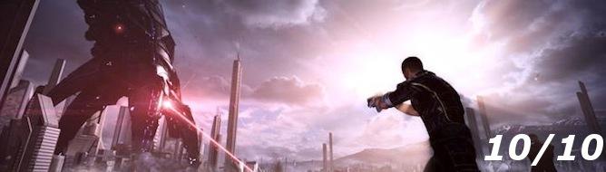 Первые оценки Mass Effect 3