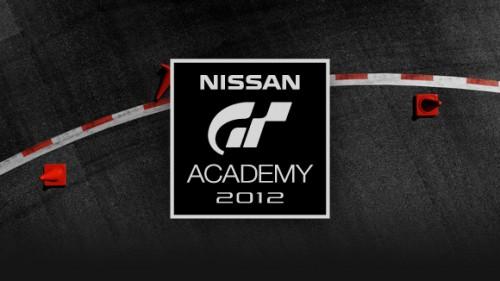 GT Academy 2012
