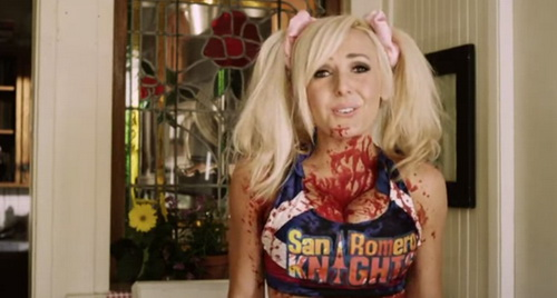 Lollipop Chainsaw ZomBeGone