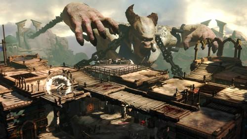 God of War- Ascension 1