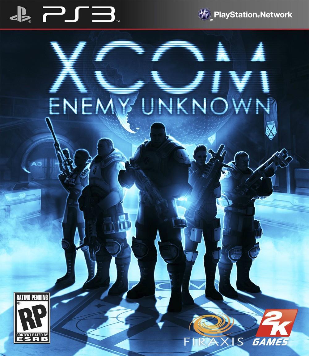 XCOM Enemy Unknown boxart