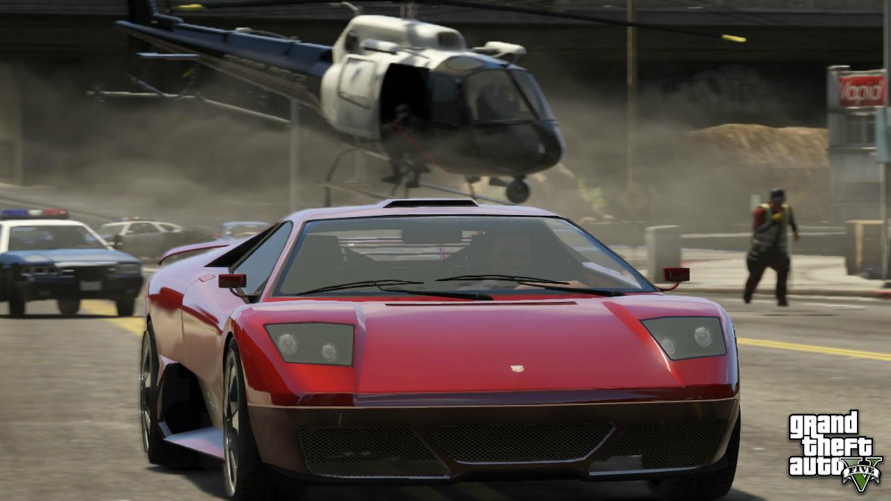 Grand Theft Auto V Screenshots 4