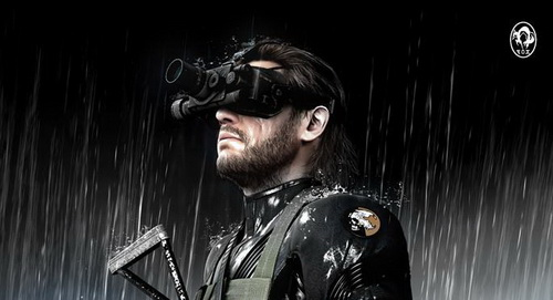 Metal Gear Solid Ground Zeroes top