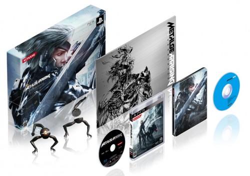 Metal Gear Rising Revengeance Japanese Premium Package