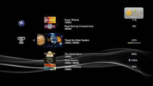 PS3 System Software Update