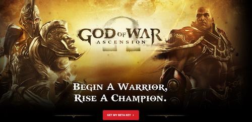 God of War Ascension beta