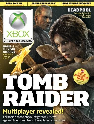 OXM tomb raider