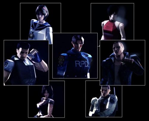 Resident Evil 6 retro