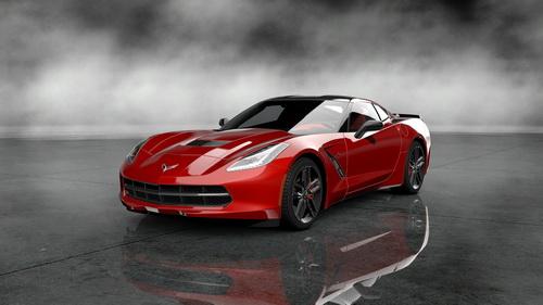 Corvette Stingray DLC