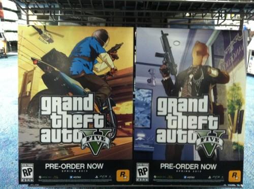 GTA V new art
