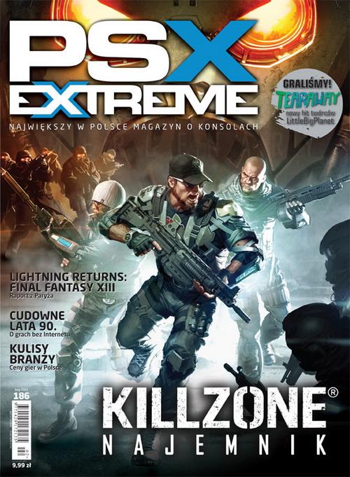 Killzone Mercenary mag cover