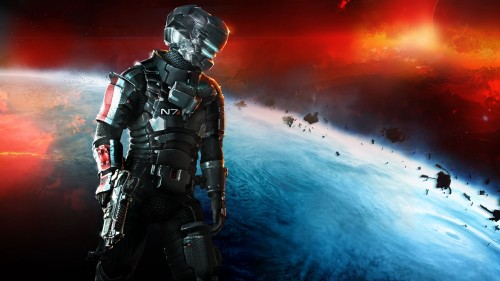 Mass Effect 3 N7 Dead Space 3