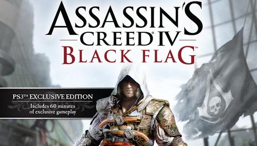 Assassins Creed IV Black Flag top