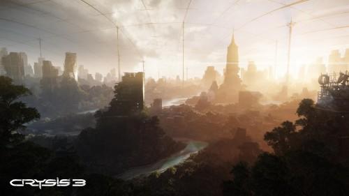 Crysis 3 Screenshots Artwork