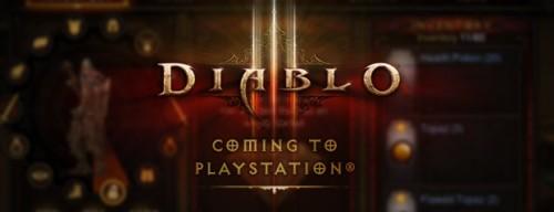 Diablo 3 ps3 ps4