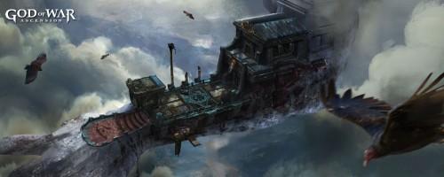 God of War- Ascension Concept Art 3