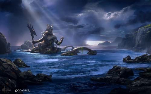 God of War- Ascension Concept Art 5