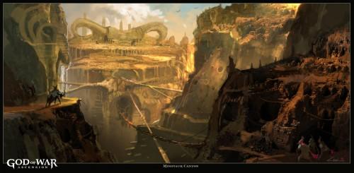 God of War Ascension concept art 1