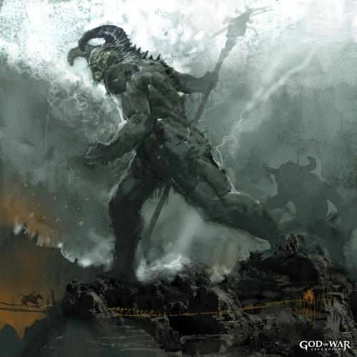 God of War Ascension concept art 2