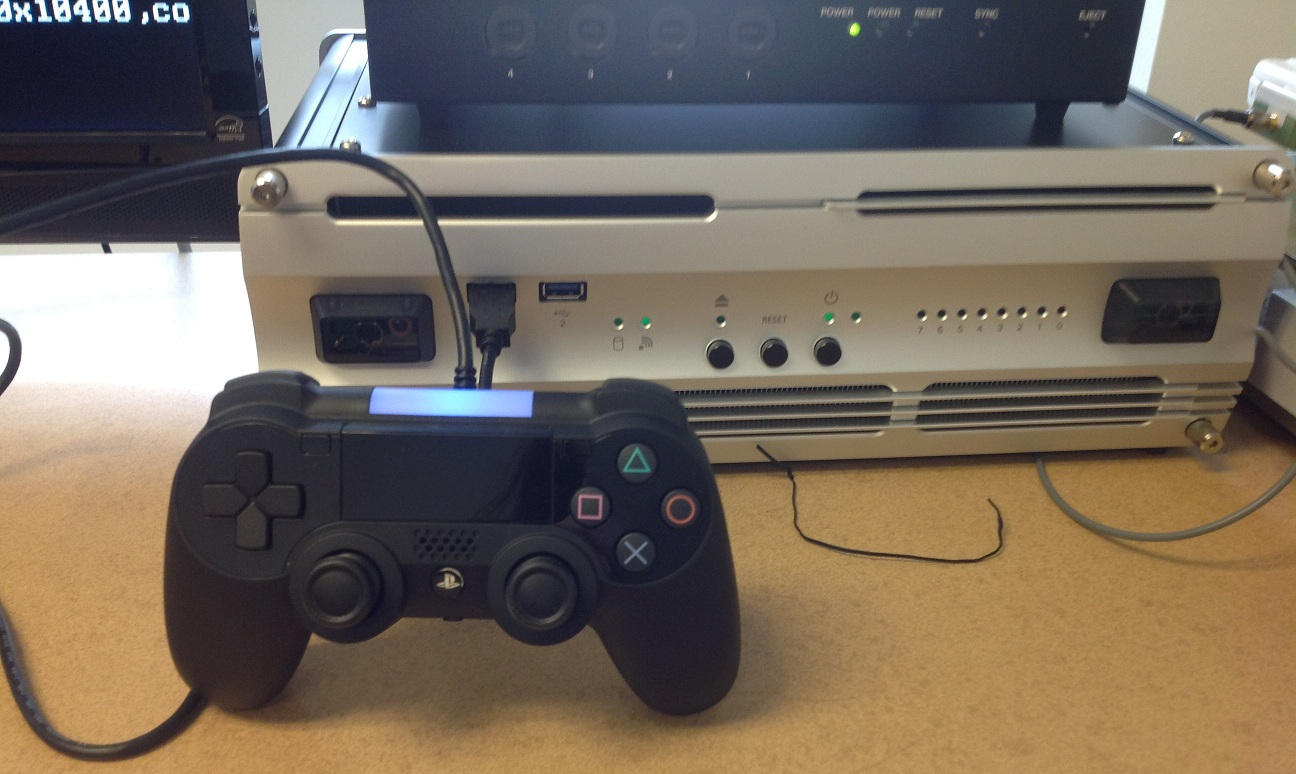 Real Prototype PS4 Controller