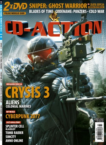 crysis 3 CD-Action Mag