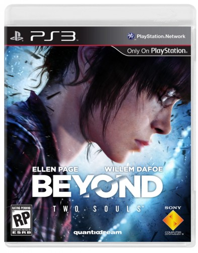 BEYOND- Two Souls box art