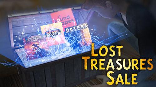 Lost Treasures sale
