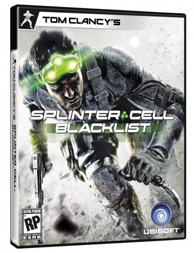 Splinter Cell- Blacklist Boxart