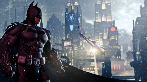 Batman- Arkham Origins Debut Trailer