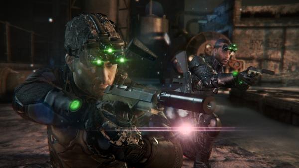 Splinter Cell- Blacklist