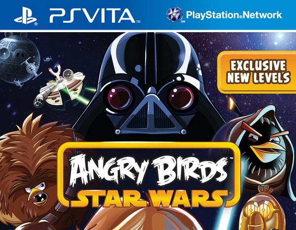 Angry Birds Star Wars vita