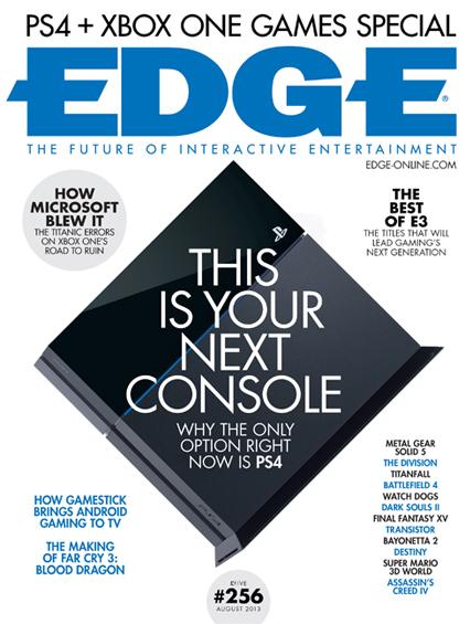 EDGE-E256-cover