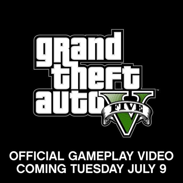 GTA 5 gameplay video