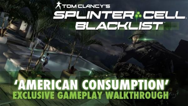 Splinter Cell Blacklist mission 1