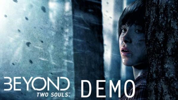 Beyond Two Souls demo