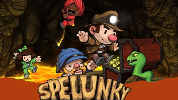 Spelunky logo