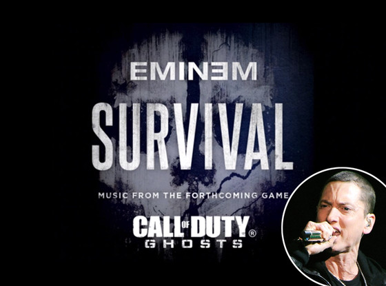 Eminem Call of Duty Ghosts