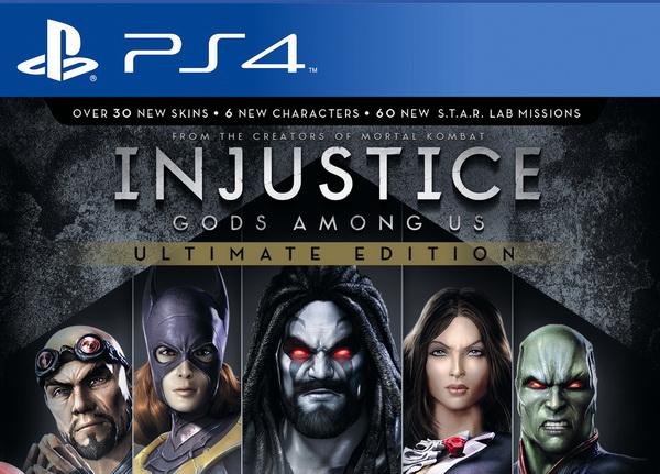 Injustice-ps4 Box-Art