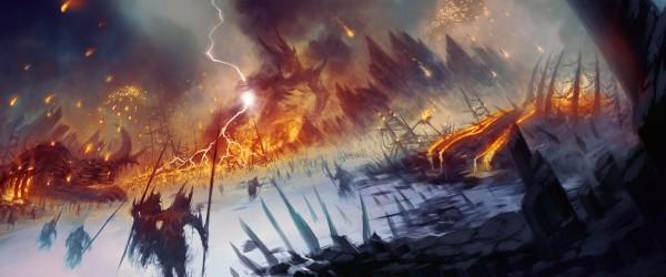 Diablo III-battlefield